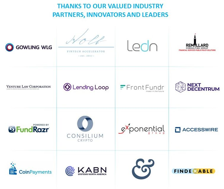 NCFA industry partners