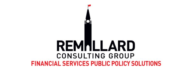 Remillard Consulting Group. Building win-win relationships between government and financial services industry firms.